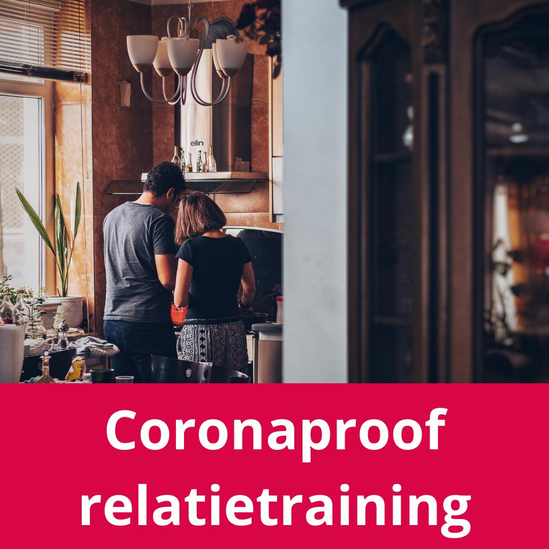 Coronaproof relatietraining