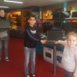 overhandigen laptops
