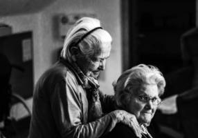 vriendschap oudere vrouwen